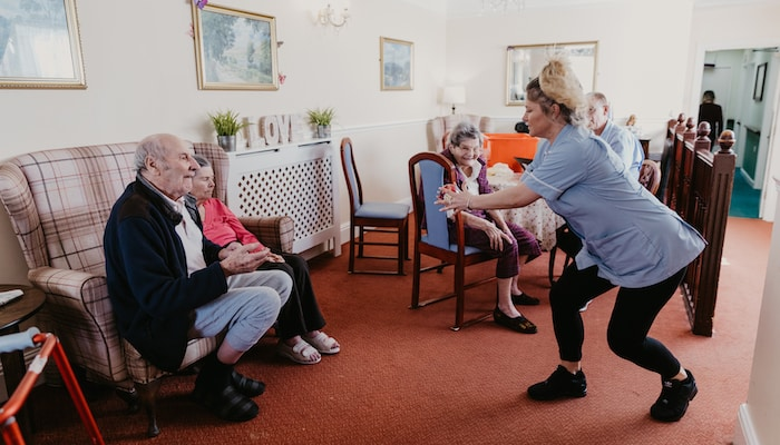 Activities at Agincourt Care Home