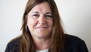 Tracey Brain - Lansdowne care home manager